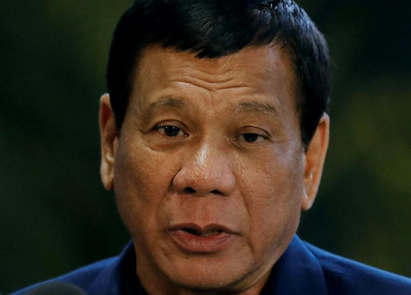 Philippines' Duterte Signs Law Granting Tuition-Free Education in State Universities