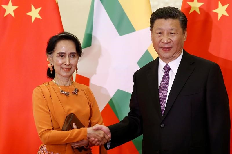 Myanmar in Talks to Buy Electricity From China