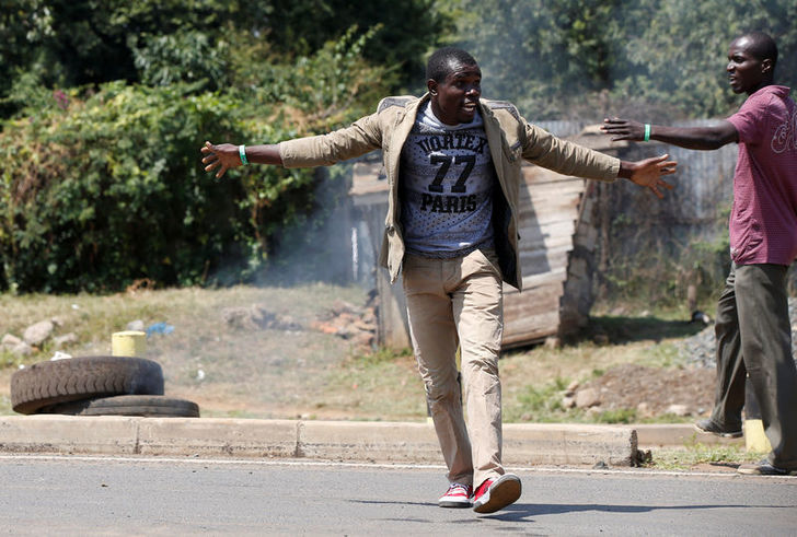 Protests Erupt in Kenya As Election Chief Rejects Opposition's Fraud Claims