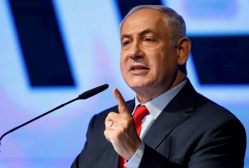 Netanyahu Accuses Israeli Left and Media of Trying to Oust Him For Corruption