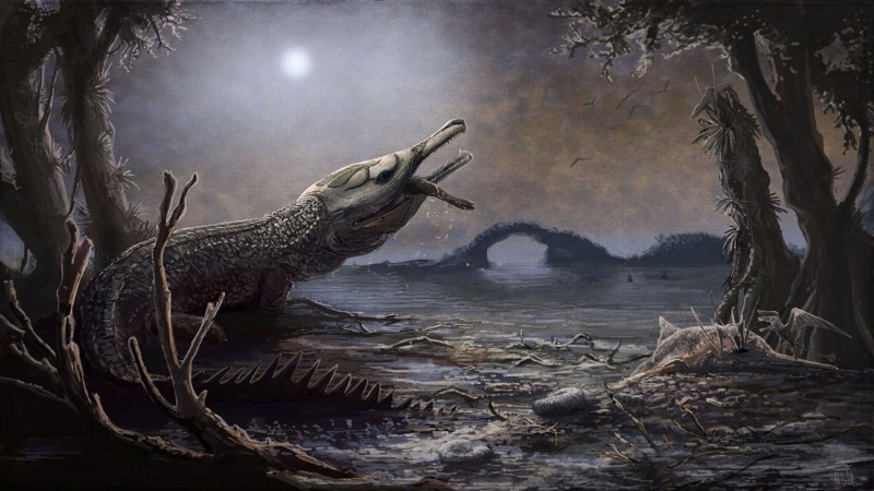 Ancient Crocodile Genus Named After Motörhead's Lemmy