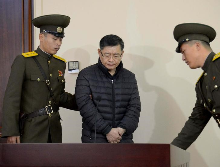 Canadian Pastor Released from North Korean Prison, Returns Home