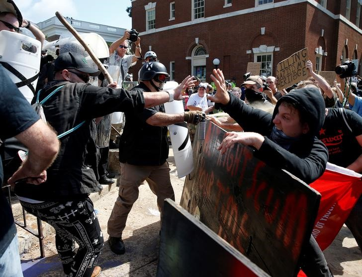 Virginia White Nationalist Protest Takes Violent Turn, Claims One Life