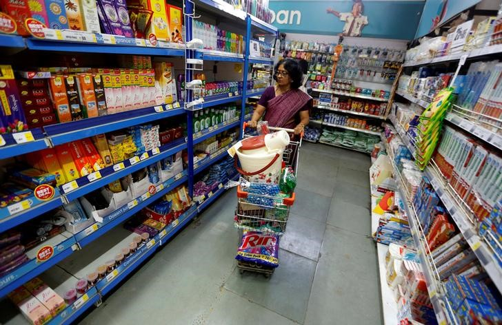 Retail Inflation Seen Picking Up in July For First Time in Four Months