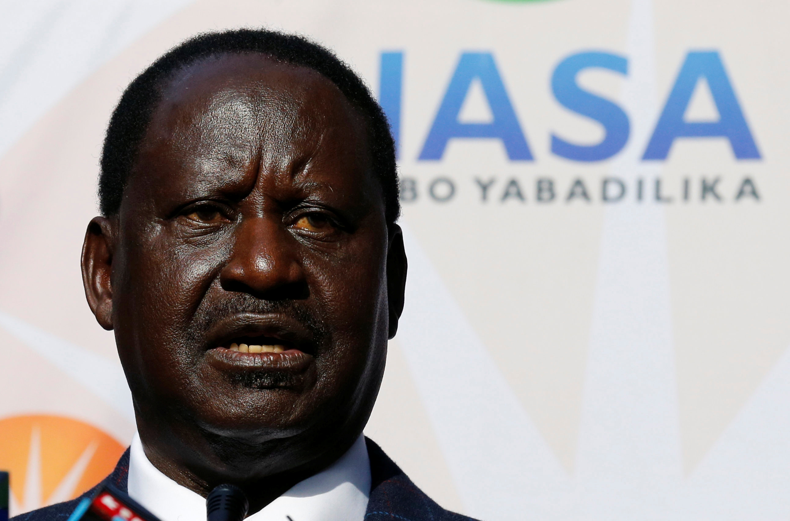 Kenyan Opposition Leader to Go to Supreme Court to Dispute Election Result