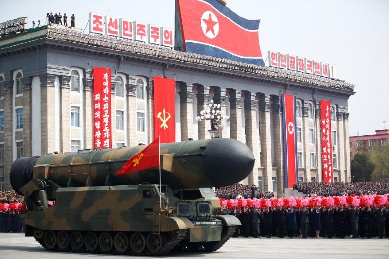 North Korea's Nuclear Programme Not Up For Negotiation, Ambassador Tells UN