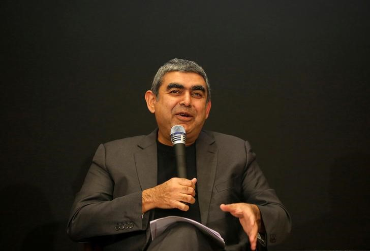 Vishal Sikka Resigns as Infosys CEO, Cites 'Personal Attacks' as Reason for Departure