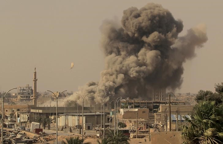 As Syria War Escalates, US and Russian Military Hotlines Get Increasingly Busy
