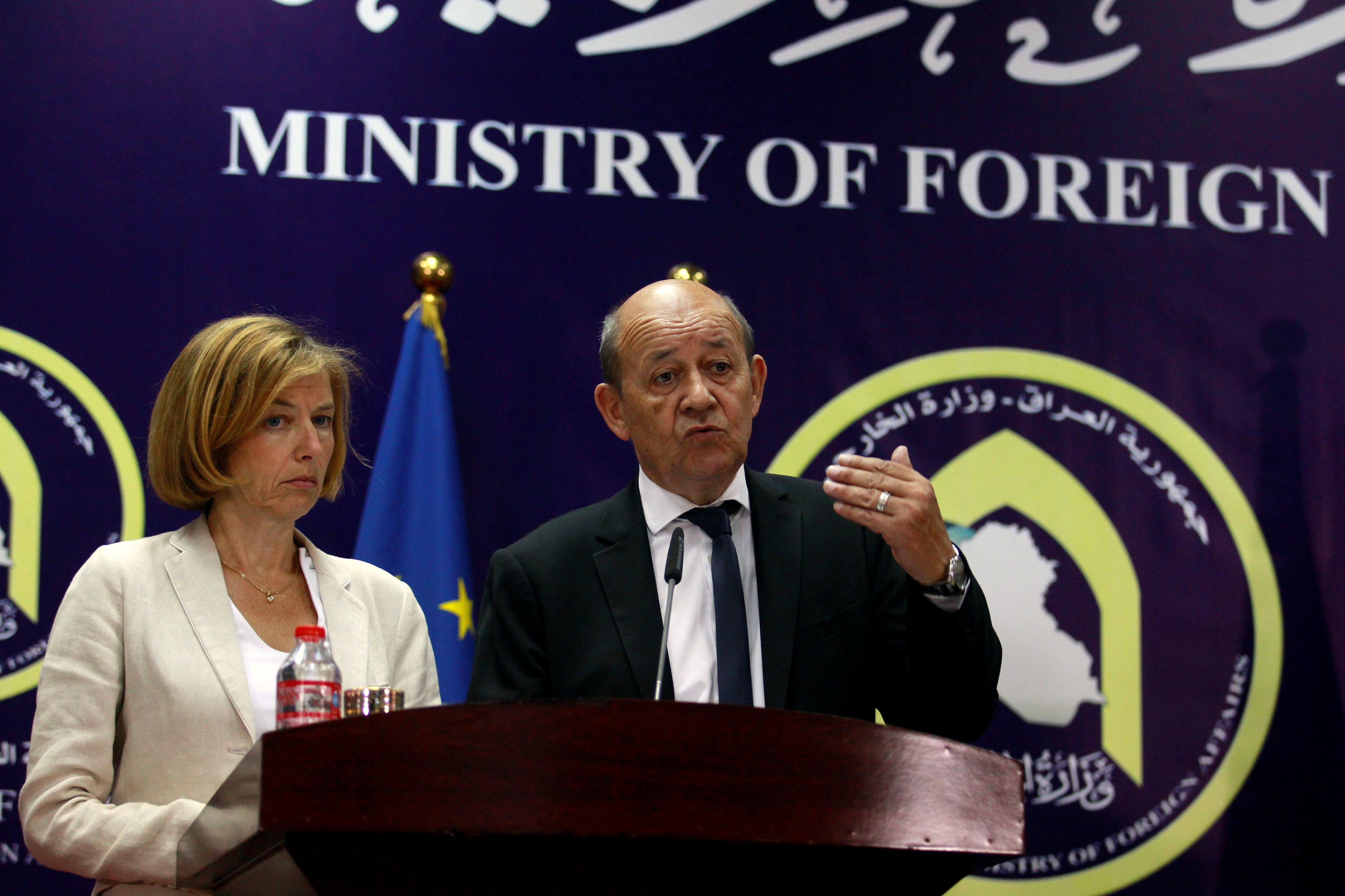 France Pledges Support to Stabilise Post-Islamic State Iraq