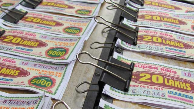 As Protests Dog Mizoram's Lotteries, State Suspends Draws By Four Private Distributors