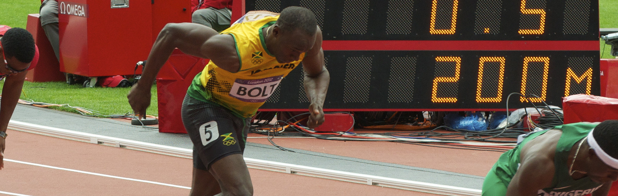 Bolt, Among Few Redeeming Lights in Discipline Marred by Scandals, Leaves