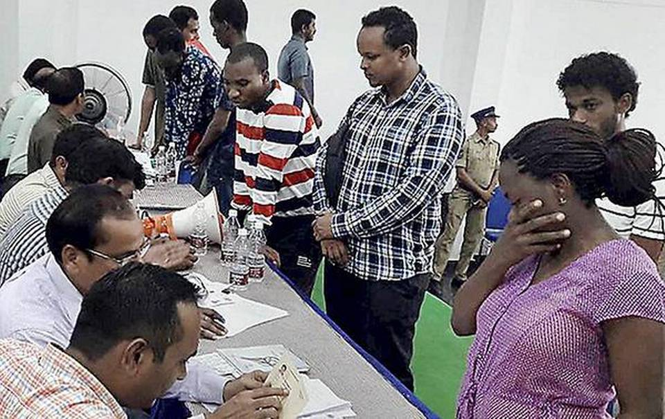 African Students in Hyderabad Allege Midnight Police Visits for Routine Document Checks