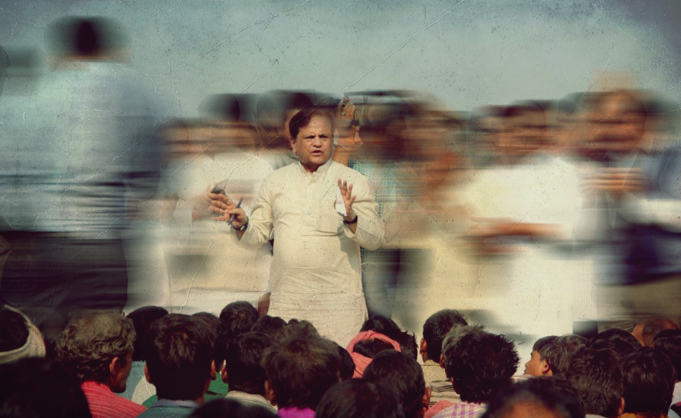 As Amit Shah Overplays Hand, Congress's Ahmed Patel Manages to Hold on to Rajya Sabha Seat