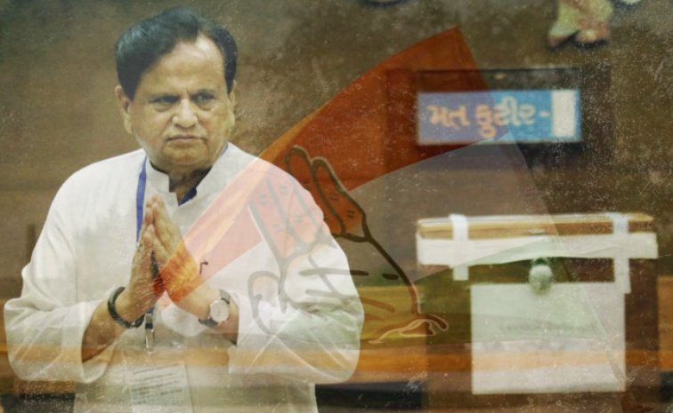 What lies ahead for the Congress n Gujarat? Credit: PTI