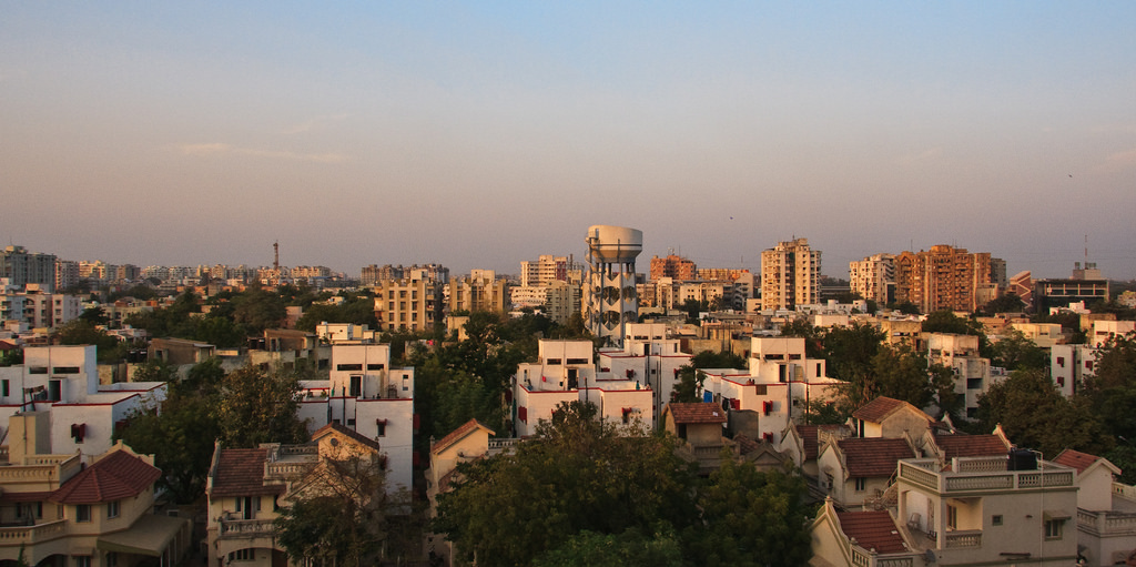 A view of Ahmedabad. Credit: Chris Martino/Flickr CC BY-NC 2.0