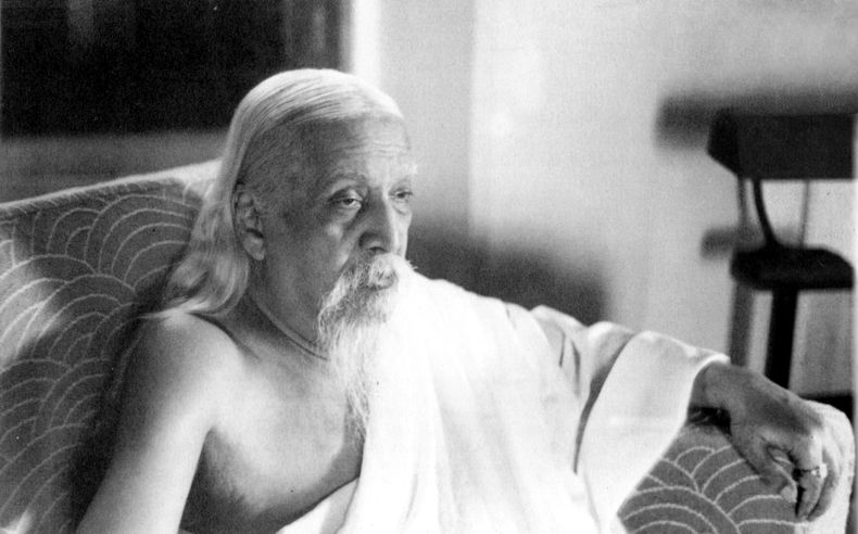 Sri Aurobindo. Credit: Wikimedia Commons