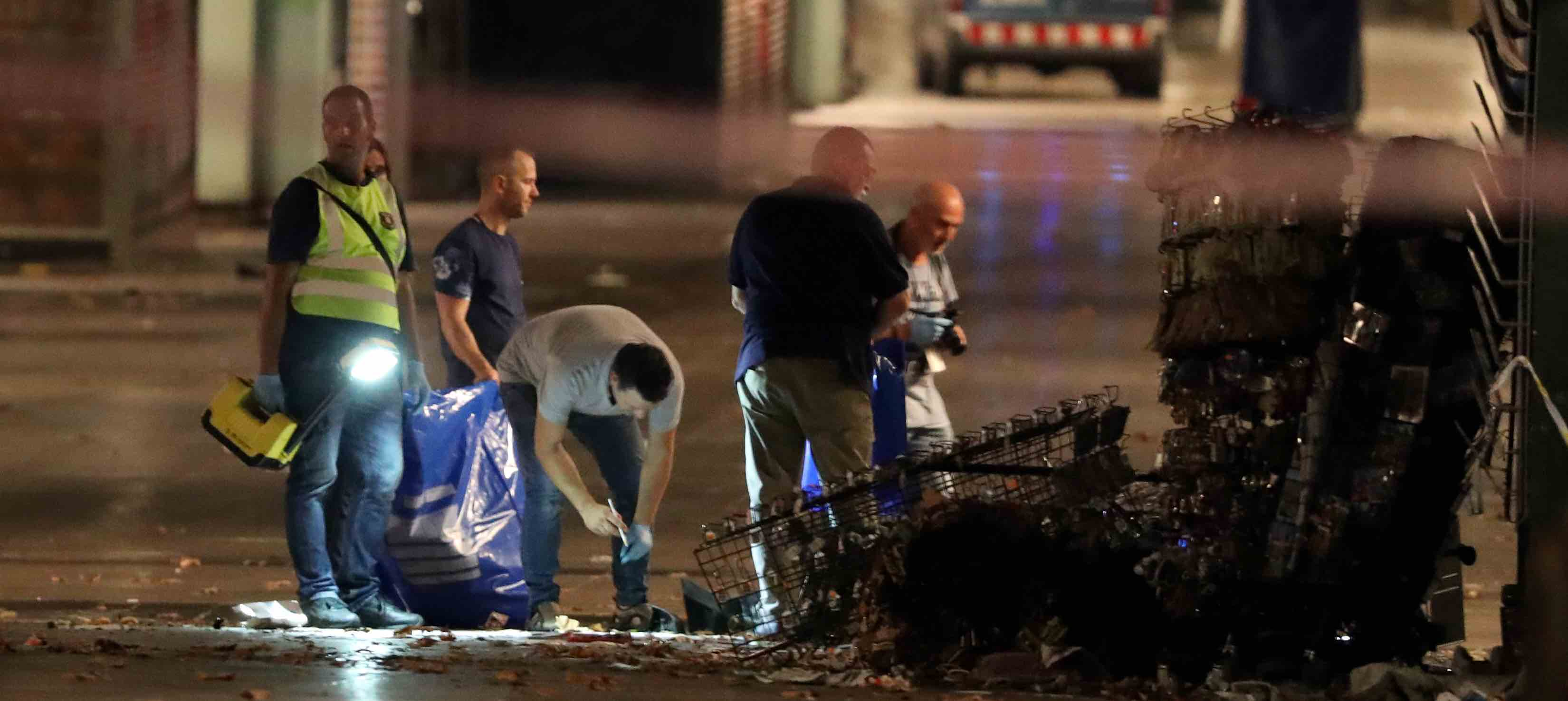Barcelona Attack: ISIS Claims Responsibility, Police Kill Five Suspected of Planning Second Attack