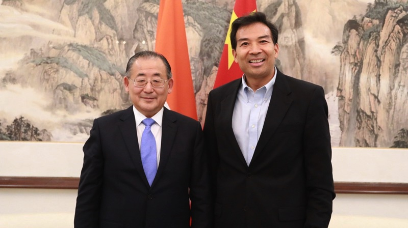 Chinese Candidate for DG UNESCO Visited India for Support Earlier This Month
