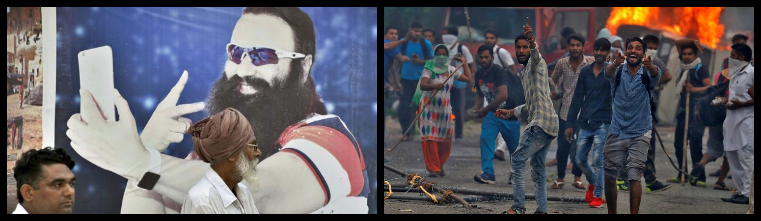 The Parallel, Performative Governance of Groups Like Dera Sacha Sauda