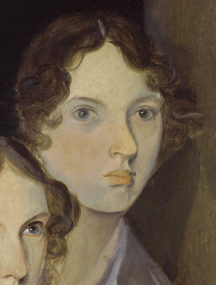 English novelist and poet Emily Brontë. Credit: Wikipedia
