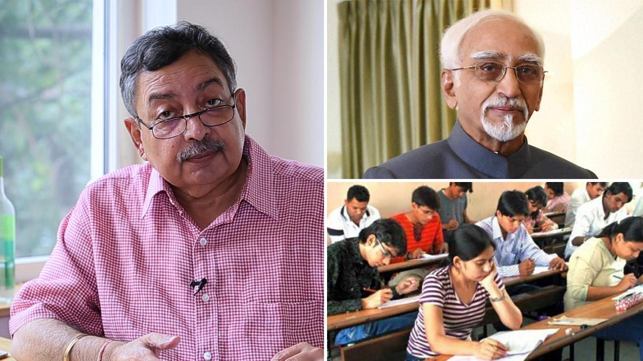 Jan Gan Man Ki Baat, Episode 99: Modi's Comments on Hamid Ansari and Free Online Library