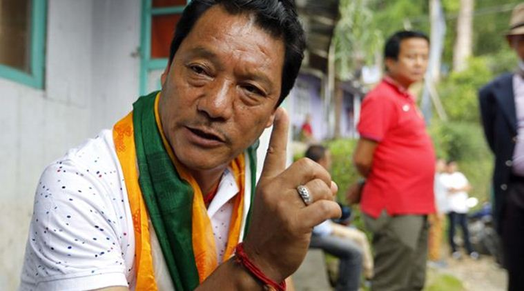 False Cases Lodged to Quell Gorkhaland Movement: GJM Leader Bimal Gurung Tells SC