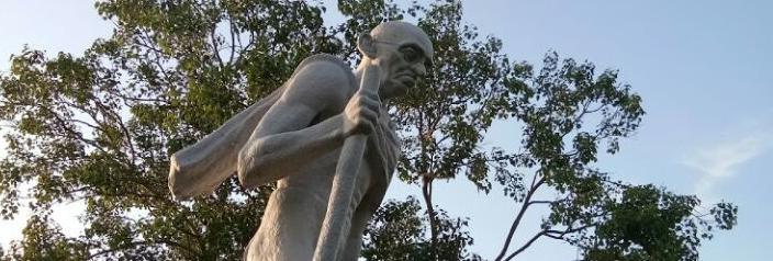 In Talk of Dismantling Ramkinkar Baij's Gandhi Statue in Guwahati, an Unhappy Déjà Vu
