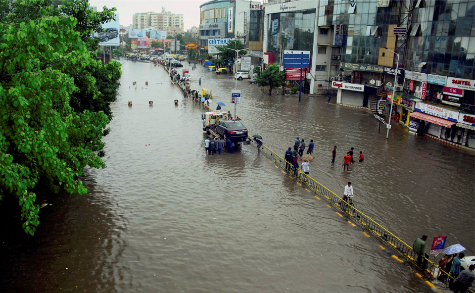 Heavy Flooding and Casualties Raise Questions on India's Disaster Preparedness