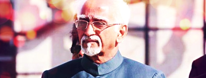 Asserting Your Nationalism Day In, Day Out Is Unnecessary: Hamid Ansari