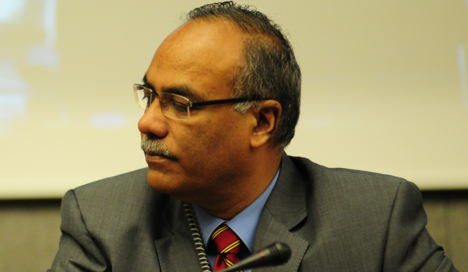 Brookings India chief executive Harsha Vardhan Singh. Credit: Wikimedia Commons