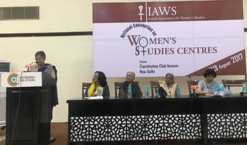 National Convention Highlights Role of Women's Studies, Urges UGC to Continue Financial Support