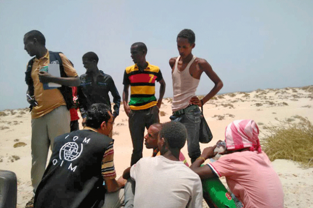Hundreds of African Migrants Thrown Off Boats Headed to Yemen
