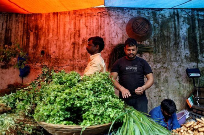 India's Retail Inflation Picks up for First Time in Four Months, but Still Below RBI Target