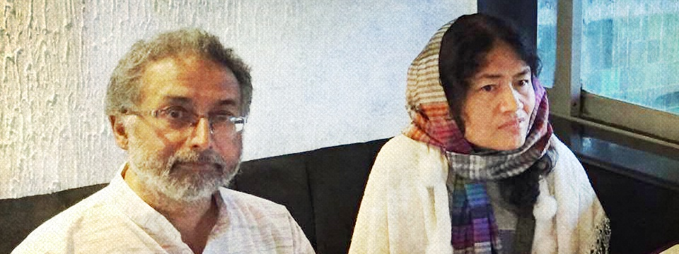 Despite Moving Across the Country, Irom Sharmila Hasn't Escaped Opposition to Her Marriage