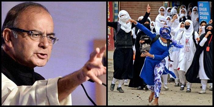 Fact Check: Jaitley's Claim That Demonetisation Curbed Violence in Kashmir, Chhattisgarh