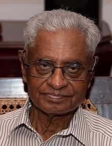 K. Subrahmanyam. Credit: Wikimedia Commons