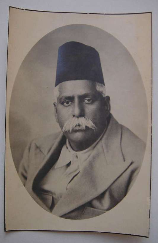Keshav Baliram Hedgewar. Credit: Wikimedia Commons