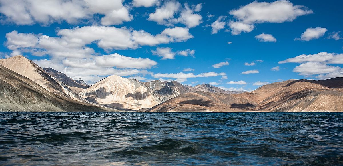 China Blames India for Stone Pelting Incident at Ladakh's Pangong Lake
