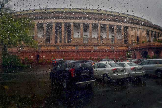 While in Session: What Parliament Did This Monsoon