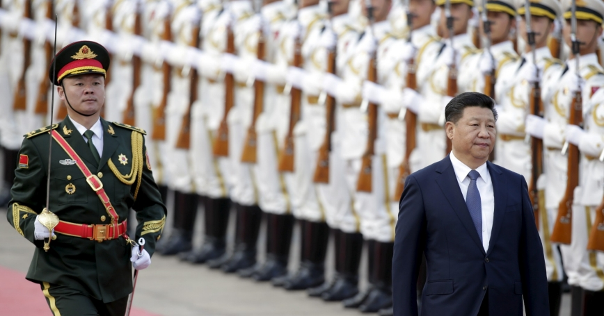 China Confident It Can Beat All Invasions: President Xi Jinping