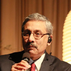 R.K. Manchanda, director general of the CCRH. Courtesy: JPHMA