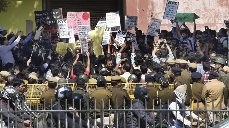 Six Months After Ramjas College Violence, Things Are Only Getting Worse