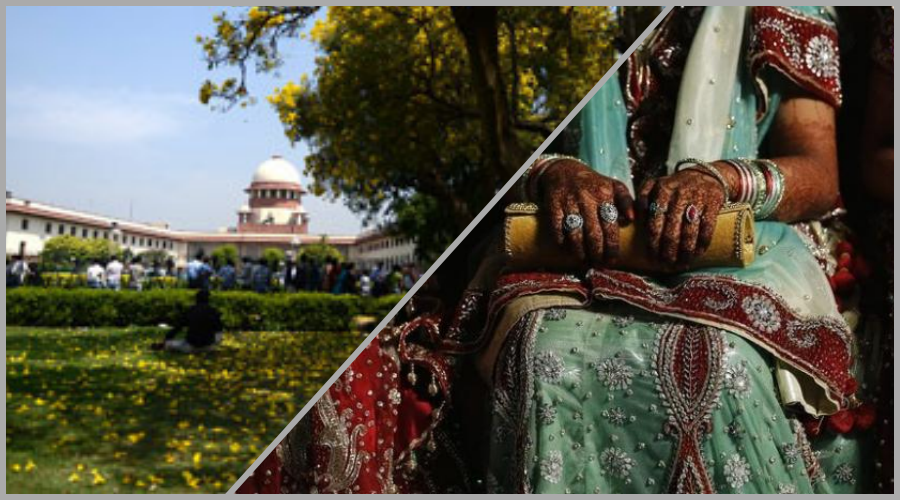 The Supreme Court on Tuesday set aside triple talaq as unconstitutional. Credit: Reuters