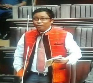 Congress minister Buddha Dhan Chakma resigned from the ministry on the issue of denial of MBBS seats to Chakma studnets in Mizoram. Credit: FacebookCongress minister Buddha Dhan Chakma resigned from the ministry on the issue of denial of MBBS seats to Chakma studnets in Mizoram. Credit: Facebook