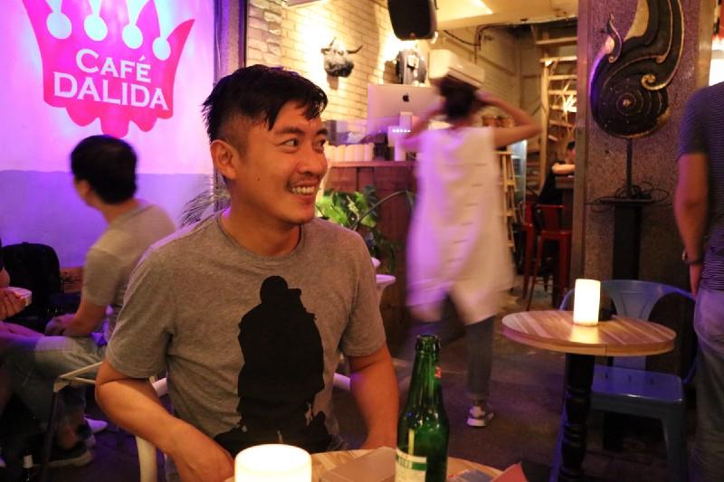 Alvin Chang. Credit: Makepeace Sitlhou