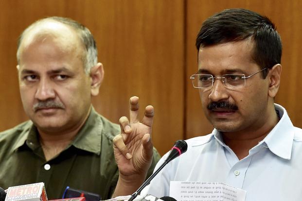 Arvind Kejriwal, Manish Sisodia Named As Accused in Chief Secretary Assault Case