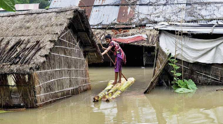 Assam Flood Situation Continues to Be Grim, Ten More Dead