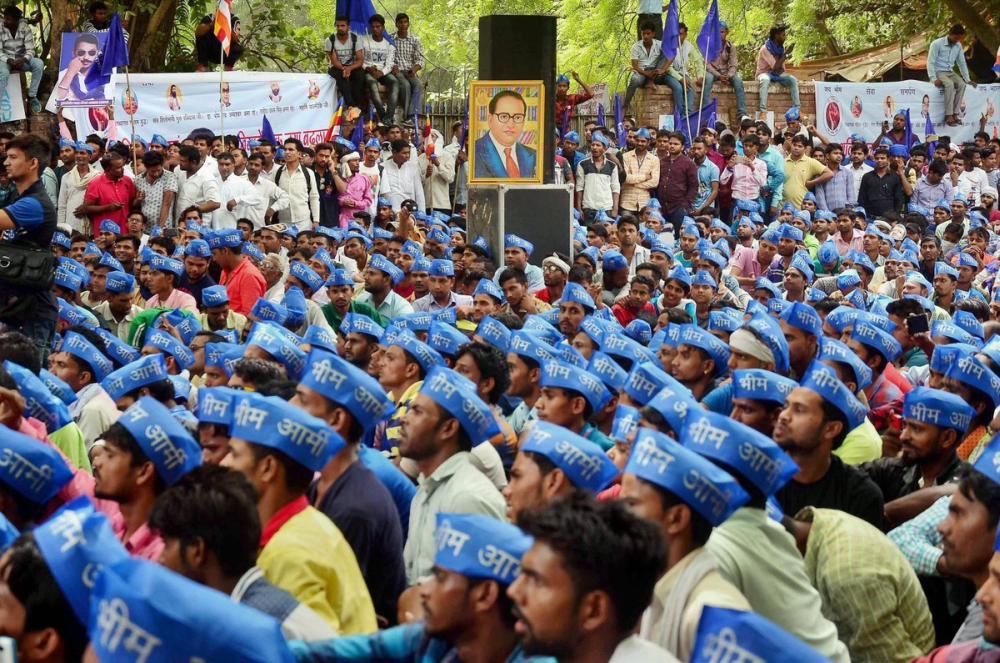Allahabad High Court Grants Bail to Bhim Army's Chandrashekhar