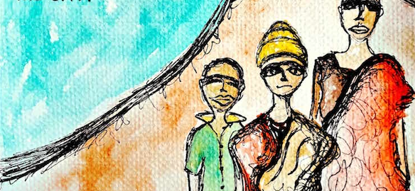 In Illustrations: The Story of the Chakmas