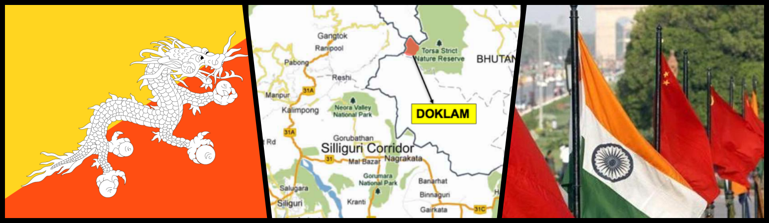 Bhutan Welcomes End of Doklam Stand-Off, China Says It Has Stopped Road Building – for Now